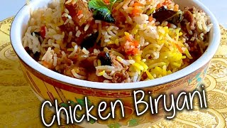 Chicken Biryani Recipe By  Chef Shaheen