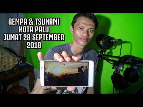 Video Saya Selamat dari Gempa dan Tsunami Palu