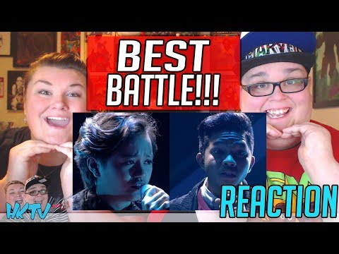 The Voice Teens Philippines Battle Round: Andrea vs. Emarjhun - Hallelujah COMMENTARY!!