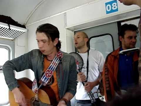 Электропоезд Пенза - Кузнецк 15/05/2010