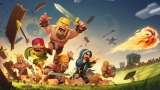 Clash of Clans Android GamePlay Part 3! (HD) [Game For Kids]