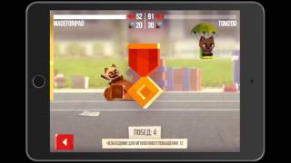 Игра CATS: Crash Arena Turbo Stars геймплей (gameplay) HD качество