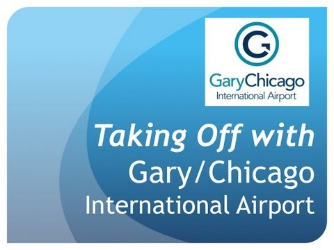 Taking Off With Gary/Chicago International Airport, Host: Pastor M. Johnson, Guest: Regina Sharrow