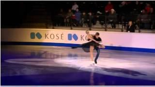 Anna YANOVSKAYA / Sergey MOZGOV - 2015 World Junior Championships - Exhibition