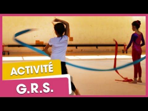Gymnastique rythmique :