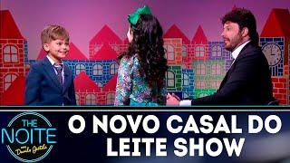 Leite Show: Chiquinho e Lorena formam novo casal | The Noite (29/11/18)