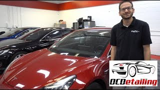 Tesla Model 3 - First Look (again) - OCDetailing®
