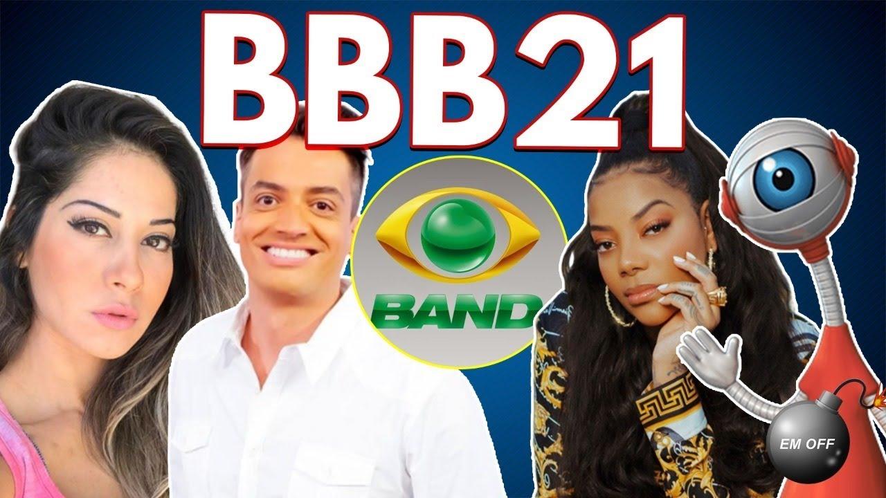 Mayra Cardi e Léo Dias, Band desmente Fefito, Ludmilla alfineta, BBB21 e mais! | Em Off