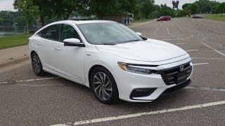 Honda Insight 2019 Car Review