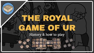 THE ROYAL GAME OF UR: History and How to Play screenshot 3