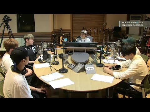 [FTSUB] 170622 FTISLAND on FM4U Kim Shinyoung's Hope Song At Noon