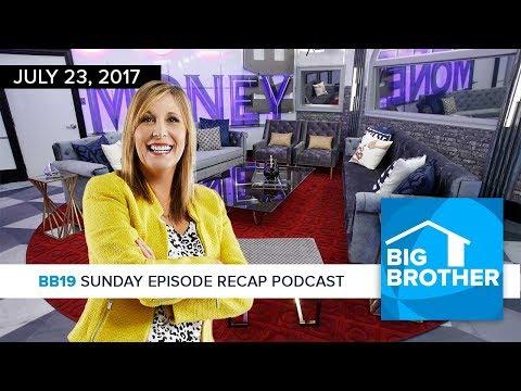 BB19 Sunday Recap Podcast & Live Feed Update | Karen Singbeil