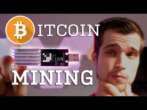 BITCOIN Mining in 2017 - ASIC USB Miner - Does it make Sense ?
