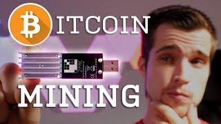 BITCOIN Mining in 2019 - ASIC USB Miner - Does it make Sense ?