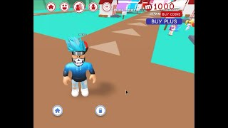 (I BREAK INTO PEOPLE HOUSE IN ROBLOX (MEEP CITY