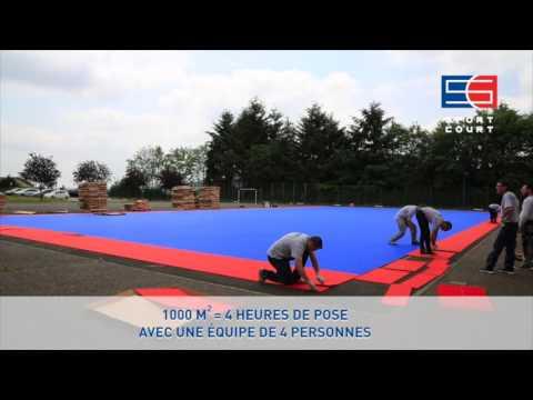 Installation Sport Court - La Plata