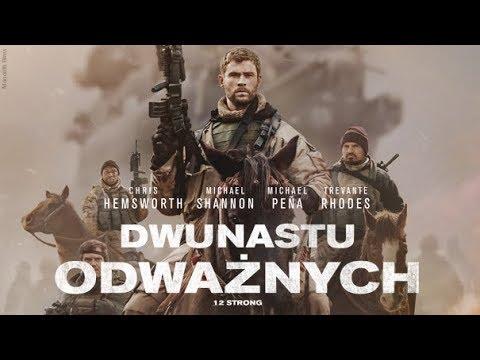 Dwunastu odważnych - zwiastun (premiera VOD 04.05.2018)