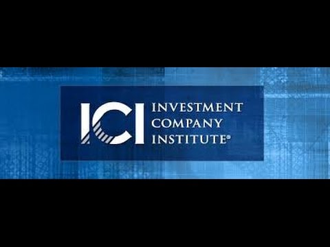 Investment Company Institute, Promotes Public Understanding of Funds & Investing
