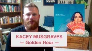 Kacey Musgraves - Golden Hour, ALBUM REVIEW