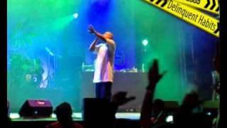 Delinquent Habits-Return of the Tres live @ EXIT09 festival