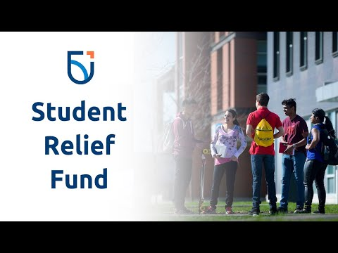 Student Relief Fund - Working Apart, Coming Together