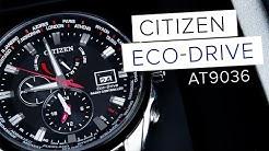 CITIZEN ECO DRIVE Testbericht // AT9036 // Deutsch // FullHD