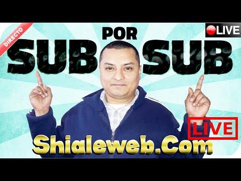 🔴 CANAL 1 SUB X SUB Y PROMOCION DE CANALES DIRECTO PROMO AYUDA A YOUTUBERS QUE COMIENZAN 24HRS SHOW