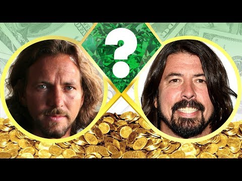 who's-richer?---eddie-vedder-or-dave-grohl?---net-worth-revealed!-(2017)