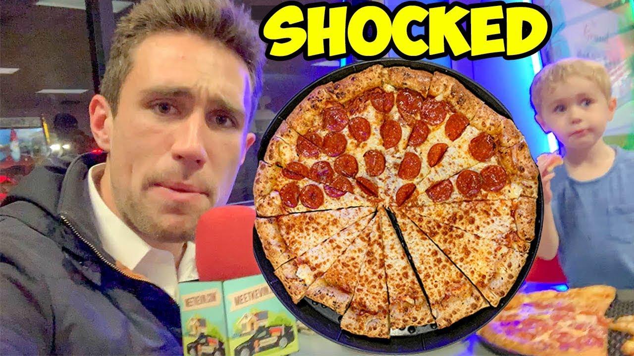chuck e cheese pizza recycle
