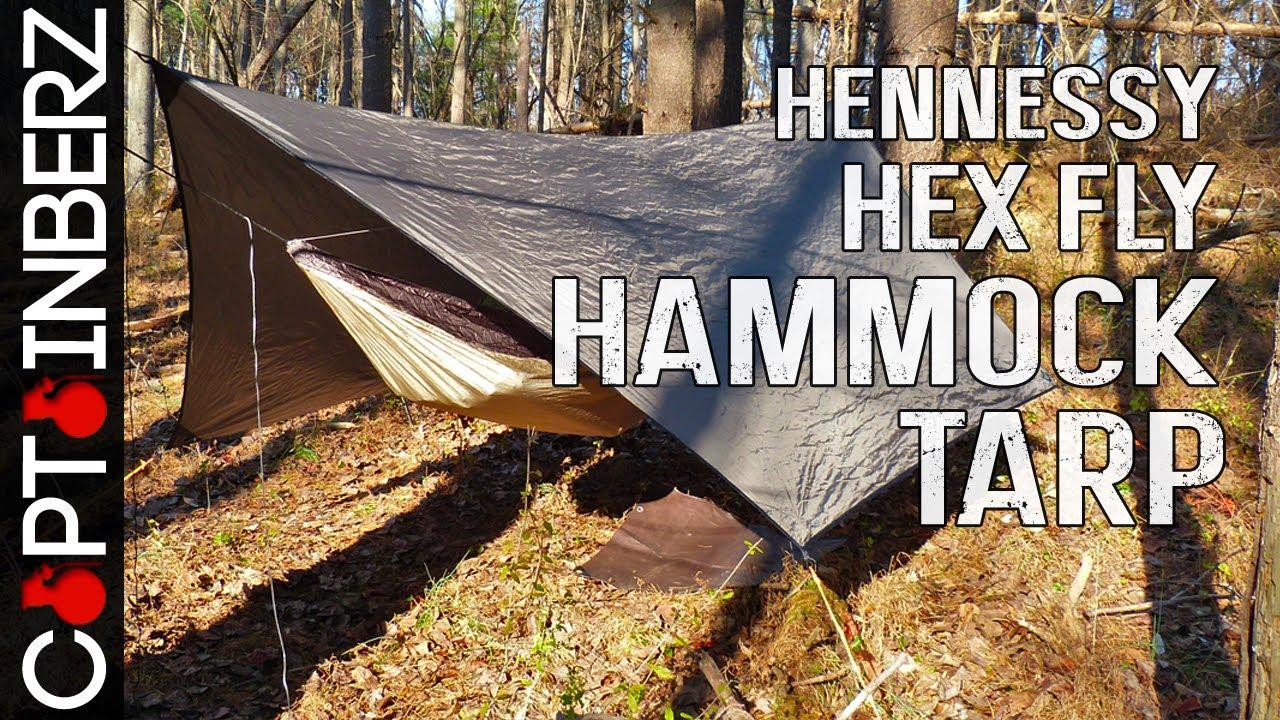 Rain Tarp Hennessy Hammock Hex Rainfly
