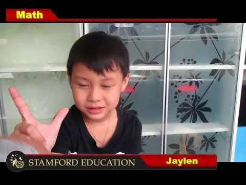 Stamford Education Jaylen Li Direct Subtraction