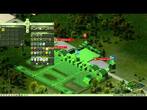 Let's Play Industry Giant 2: Part 25A - Changes, Cars, Gasoline, Cutlery, Planes!