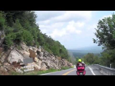 Ride to Grand Canyon of PA