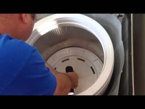 Replace Washing Machine Bearings Kenmore Maytag Whi