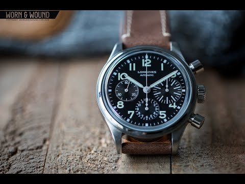 Watch Review: Longines