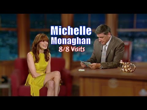 Michelle Monaghan  Very Adorable & Fun Girl  88 Visits In Ch. Order Mostly HD