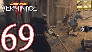 Warhammer Vermintide 2 PC 4K Walkthrough - Part 69 - The Pit (Cataclysm)