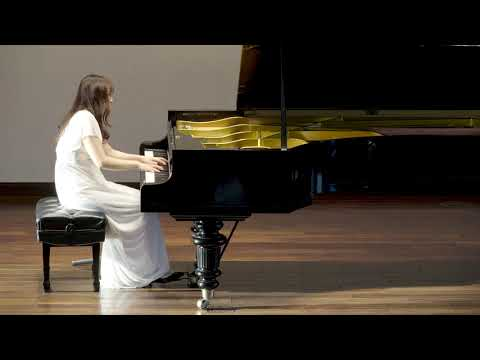 Nozomi Nakagiri plays Rachmaninoff  Prelude Op. 23 No. 4 in D major as a encore
