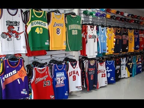 buy popular 2ff8f 49797 BEST LOOKING NBA Jerseys OF ALL TIME for EVERY NBA Team