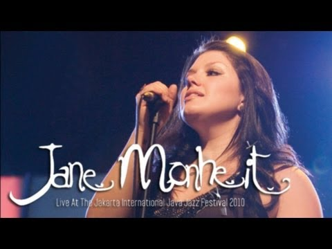 "Jane Monheit ""Waters of March"" live at Java Jazz Festival 2010"