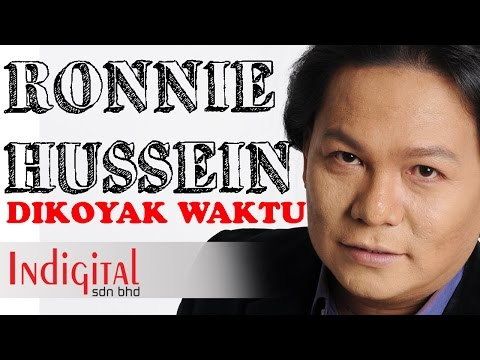 Ronnie Hussein - Dikoyak Waktu (Official Lyric Video)