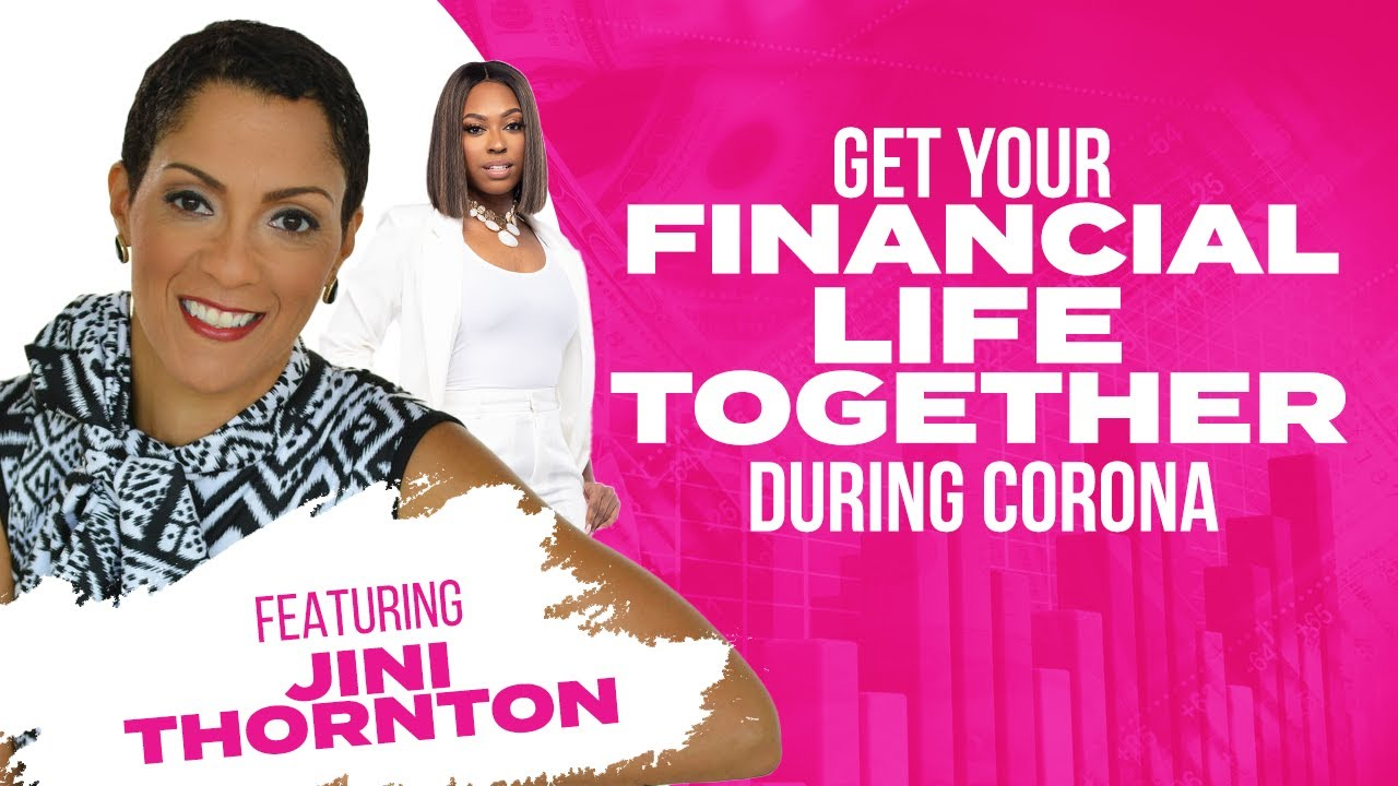 Live with Krystal Lee: How To Fix Your Finances: Budgets, Savings, Business, Education + more!