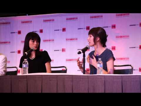 How to Voice Act  Koshimizu Ami and Ryoka Yuzuki Best of Moments AX2014