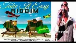 Josey Wales - Ready Fi Josey - Take It Easy Riddim - Ranch Entertainment - August 2014