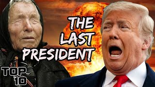Top 10 Scary Predictions By Baba Vanga