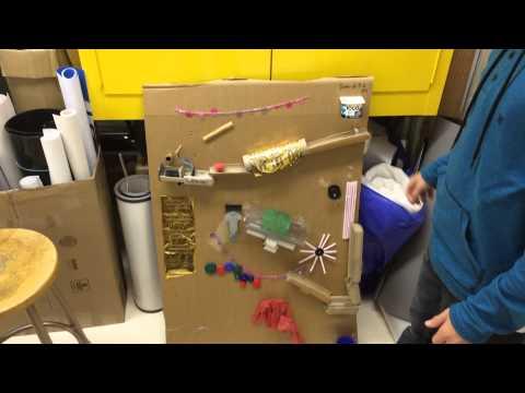 Simple Machines / Les Machines Simples - École Mgr Desranleau School