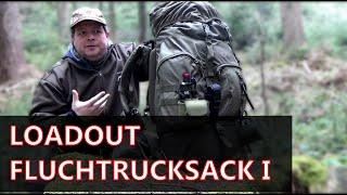 Fluchtrucksack / Trekkingrucksack /Bug out Bag LOAD OUT 2019 - Was habe ich dabei? Krisenvorsorge