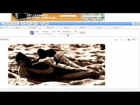 Internet Tools & Skills : Editing Your Pictures Online for Free
