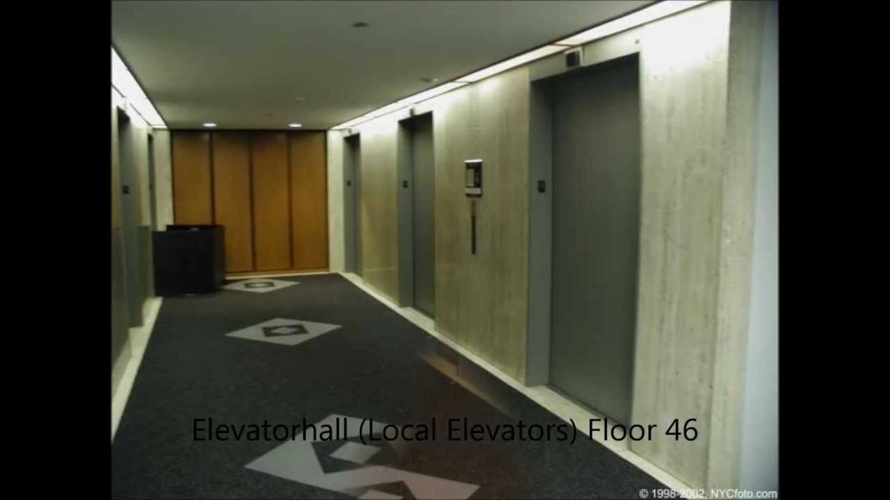 Pictures inside the twin towers wtc part 1 hd for Interieur world trade center