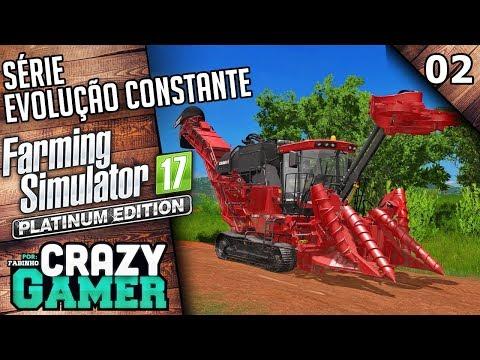 Engenho Açucareiro | Farming Simulator 2017 Platinum Edition | Evolução Constante - Episódio 2 thumbnail